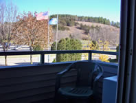 Panoramic views at the Terrace at Cedar Glen